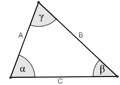 Triangle kalkulator
